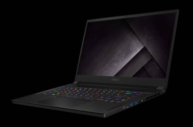 MSI's GS66 Stealth shows us what next-gen ultrathin gaming laptops can do