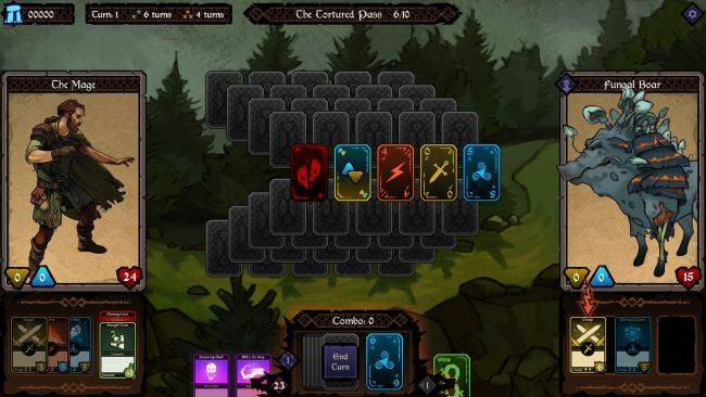Card-battling RPG Ancient Enemy available now