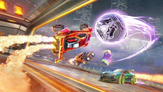 Rocket League's next temporary mode makes it more like Pong