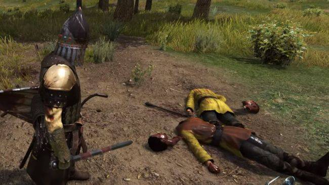 This Bannerlord dismemberment mod sends your enemy's heads a-flyin'