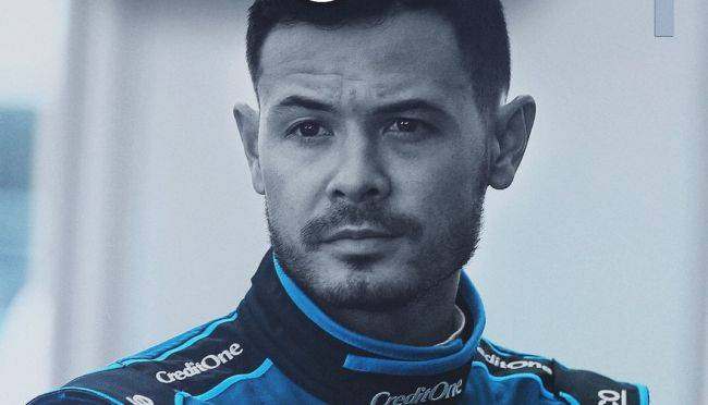 NASCAR driver fired after dropping a racist slur in an online race