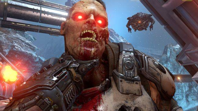 Doom Eternal's official soundtrack wasn't mixed by its composer, and you can tell