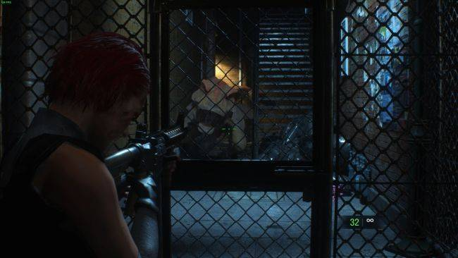 This Resident Evil 3 Remake mod replaces all enemies with dinosaurs