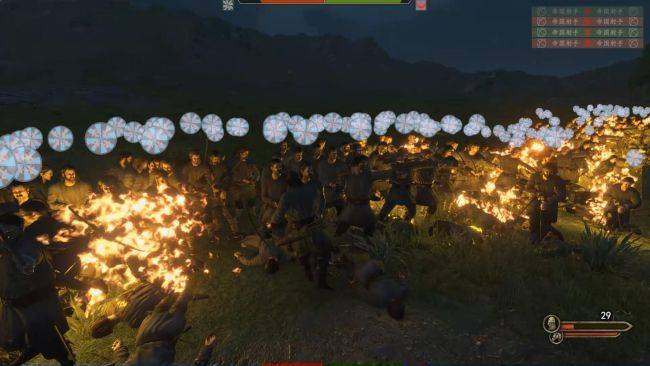 Cook your enemies with this Mount & Blade 2: Bannerlord fire mod