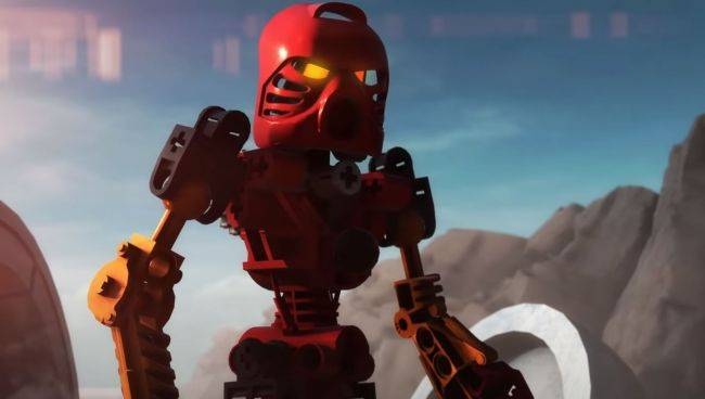 This open world Lego Bionicle fan game looks ridiculously ambitious