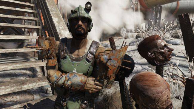 Fallout 76's new NPCs are stealing weapons from dead players