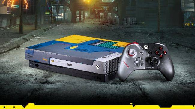 Cyberpunk 2077 fans, torment yourselves with themed hardware