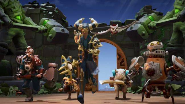 Torchlight 3's lead designer hates that pets can sell loot