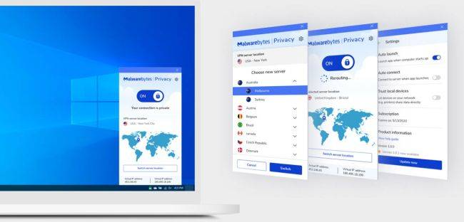 Malwarebytes jumps into the VPN space as more people work from home