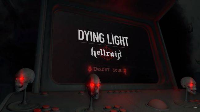 Dying Light's next DLC features a possessed arcade cabinet and demons