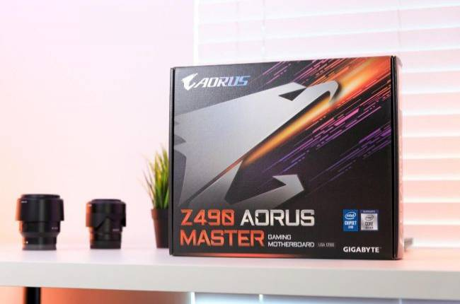Here's all the Z490 motherboards announced during Gigabyte's AORUS Direct Event