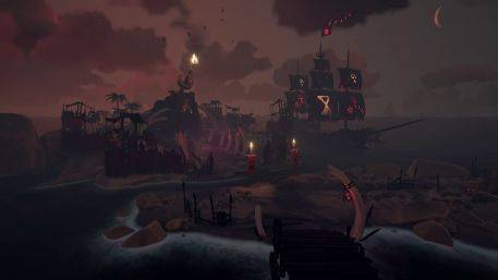 Sea of Thieves Updates with Ships of Fortune in April