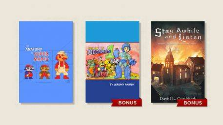 Get the StoryBundle Gaming Books Package and Support Doctors