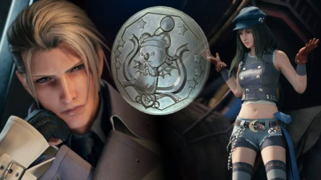 Final Fantasy VII Remake Details, Shinra Executives, New Character, and Moogle Medals