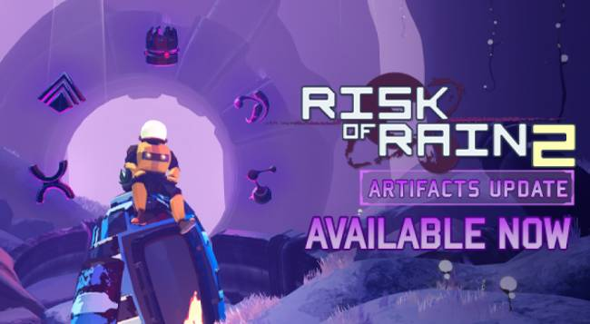 Risk of Rain 2 Gets new Content on All Platforms