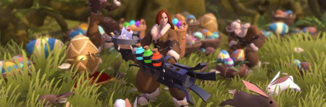 Spring and Easter events drop in Albion Online, Roblox, Runes of Magic, and ARK