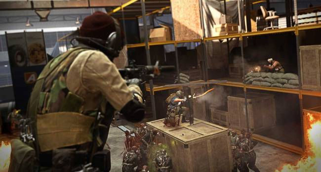Call Of Duty: Warzone Zombies Outbreak Is Getting Worse