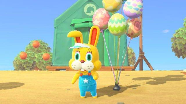 No One Liked Bunny Day in Animal Crossing: New Horizons, So Nintendo Brought it Back