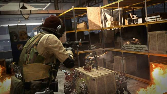 Warzone Level 3 Containment – Where Are The Zombies Located (April 8)