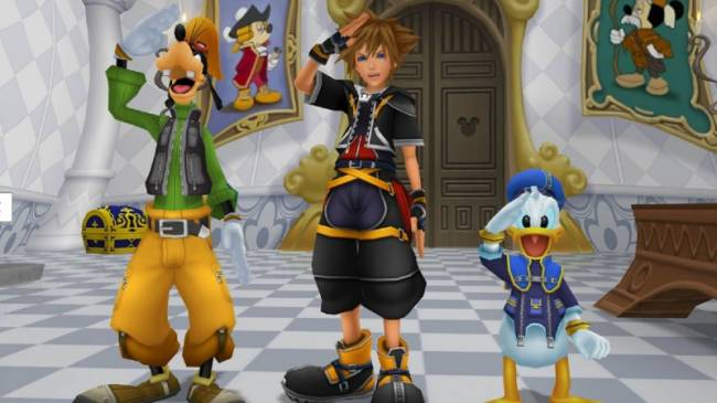 Can't Wait For Elden Ring? Try Kingdom Hearts 2