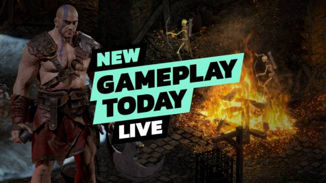 Join Game Informer For A Diablo II: Resurrected Technical Alpha Key Giveaway