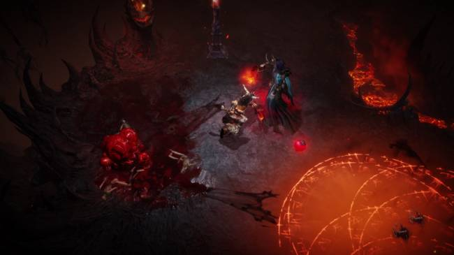 Diablo Immortal Adds A Faction-Based PVP System, The Crusader, And The Helliquary