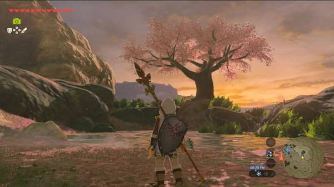 Best Cherry Blossom Views in Video Games
