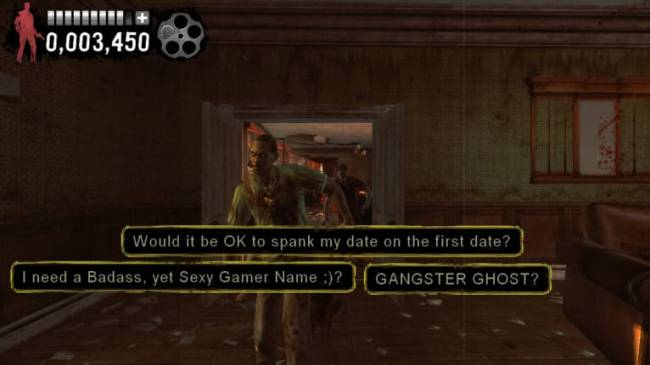 Yahoo! Answers Immortalized in The Typing of the Dead: Overkill