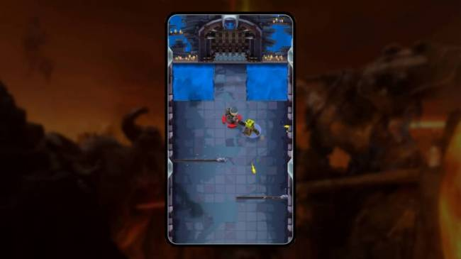 'Mighty Doom' Mobile Game is Quietly Being Tested