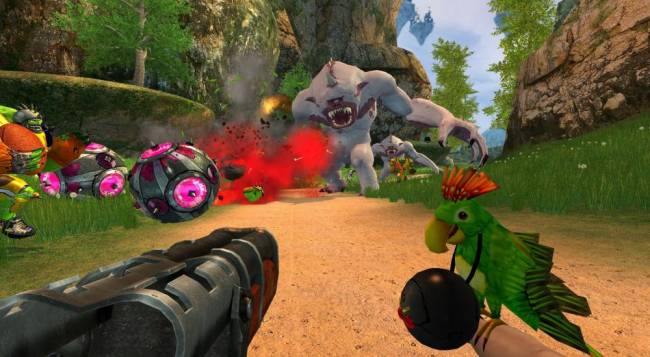 Serious Sam 2 Gets New Content 15 Years Later