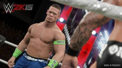 Now You See John Cena In The First Screenshot