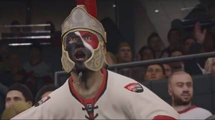 Fans Take Center Stage In New NHL 15 Trailer