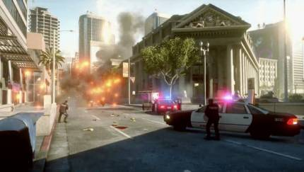Hands On With Battlefield Hardline's New Hotwire Multiplayer