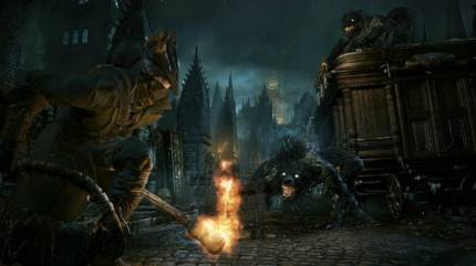 Behind Closed Doors With Bloodborne