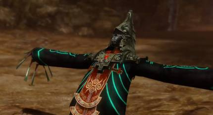 New Trailer Focuses On Zant And His Scimitar