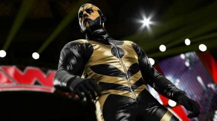 WWE 2K15 First Hands-On