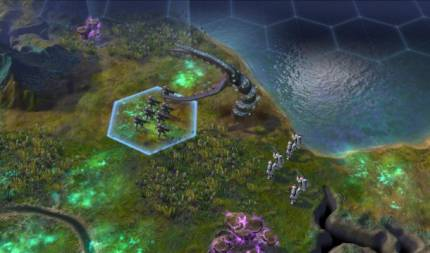 A Peek At Endgame In Civilization: Beyond Earth