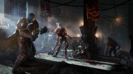 Hands-On With Lords Of The Fallen: Sleek And Soulsy