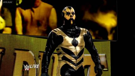 GoldDust And Randy Orton Enter The New-Gen Ring