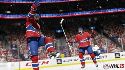 NHL 15 Demo Impressions – Where It Scores And Where It Hits The Post