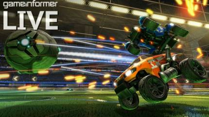 Watch Us Play Rocket League With Some Of The Best Players In The World