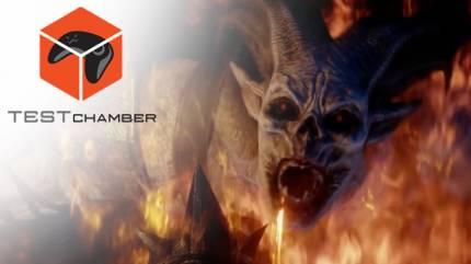 Test Chamber – Dragon Age Inquisition: The Descent DLC