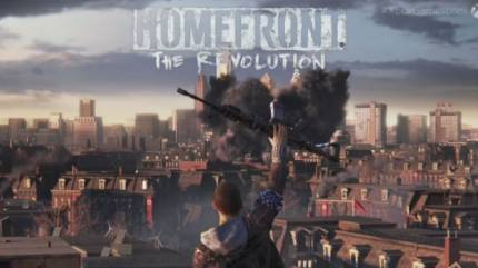 Xbox One Getting Exclusive Early Access to Homefront: The Revolution's Beta