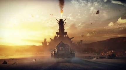 Mad Max Searches The Wasteland In New Trailer