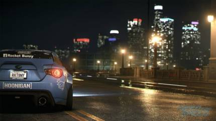 Need For Speed Taps Real-Life Street Racing Icons