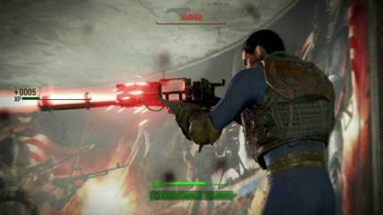 Fallout 4's Weapons Are Loaded With Nifty Visual Touches