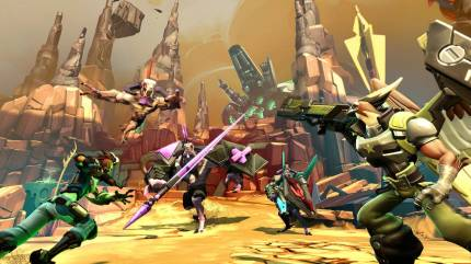 Battleborn's Campaign Plays Decidedly Unlike A MOBA