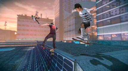 Tony Hawk's Pro Skater 5 Gets A New Look