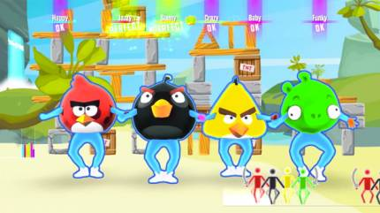 Just Dance 2016 Will Let You Dance Along To The Angry Birds Theme