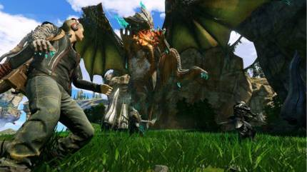 Platinum Games' Scalebound Isn't Just Action-Packed, It's A Full-Scale RPG, Too